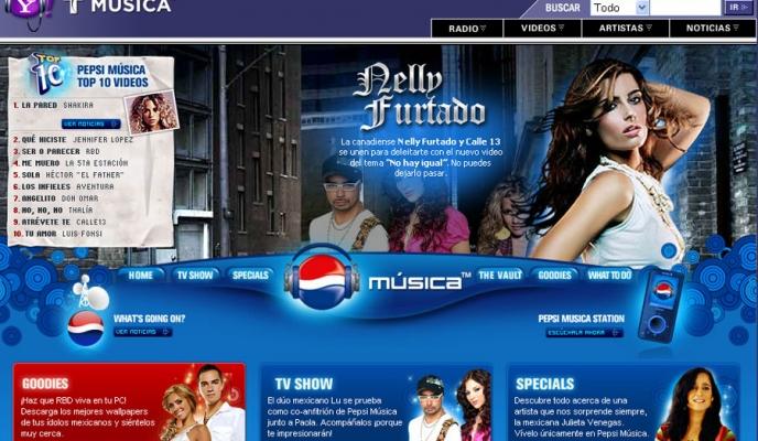 Pepsi Musica